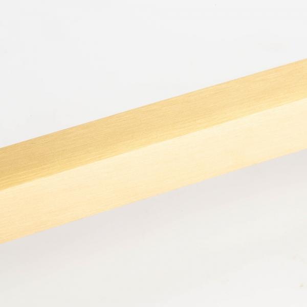 바타입 황동 가구손잡이 (128mm)