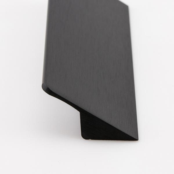 블랙 플레이트 가구손잡이 (96mm)