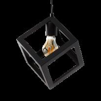 큐브 LED 팬던트등 (블랙/화이트)