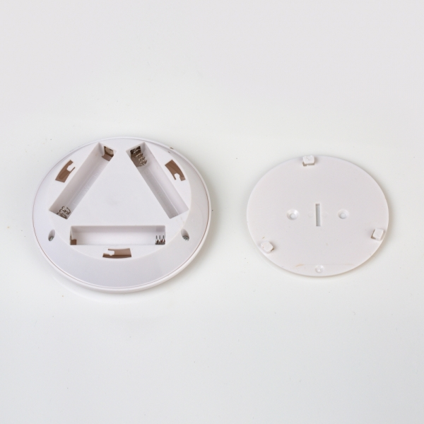 LED 퍽라이트 접착식 무드등(라이트3개/리모컨 세트)