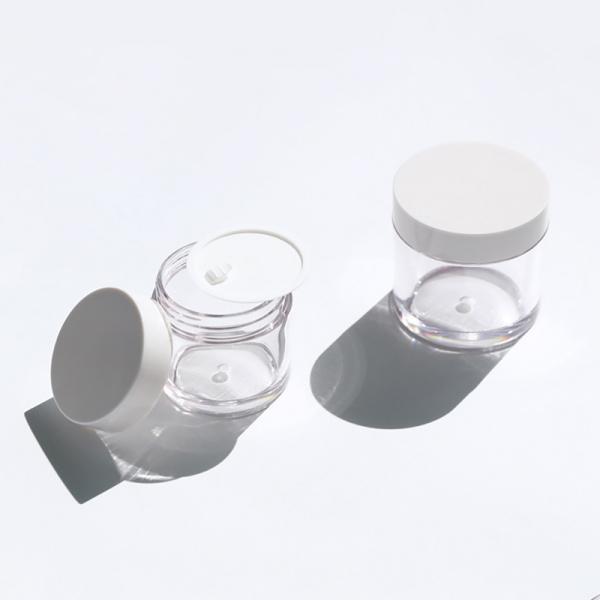 더 심플 투명 크림용기 (8size)