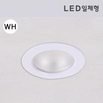 LED 일체형 FUN-5114 8W 주백색가능