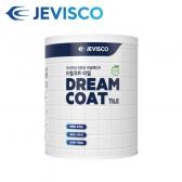 [P][무료배송]제비스코 드림코트 타일페인트 경화제 필요없는 1액형