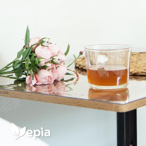 예피아 유리대용 투명매트 큐매트 (두께2mm)