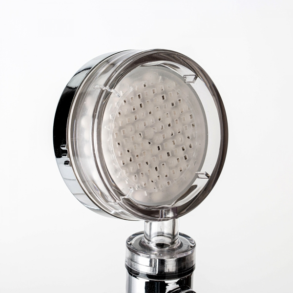 바스랩 절수형 더블필터 샤워기 헤드 (헤드+바디필터 증정)
