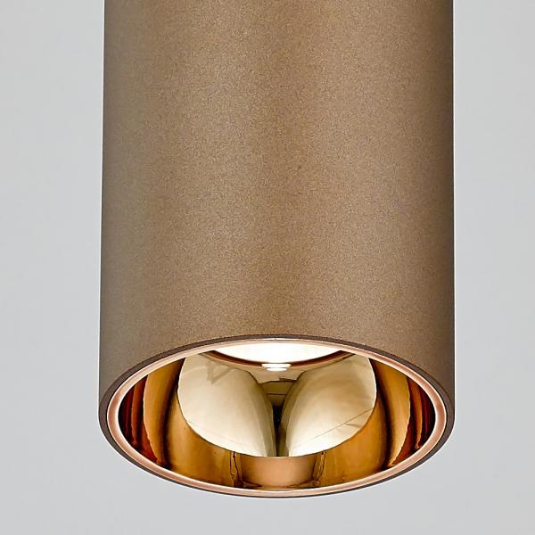 LED 세움 1등 팬던트 소 CREE COB 4W 전구색