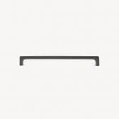 다크그레이 심플라인 가구손잡이 (192mm)