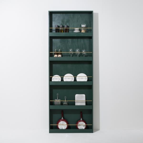 골드 이너프 냉장고가벽 선반