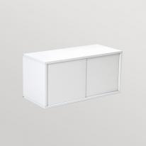 이지보 화이트 팬트리 수납장 모듈 미닫이박스 module9 (ezbo009)