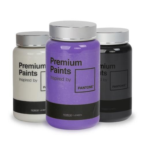 팬톤 프리미엄 페인트 리퍼비시 490ml (벽지/가구/방문/리폼 페인트)