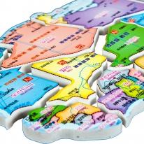 와이드맵 WIDE190WP 세계지도 퍼즐