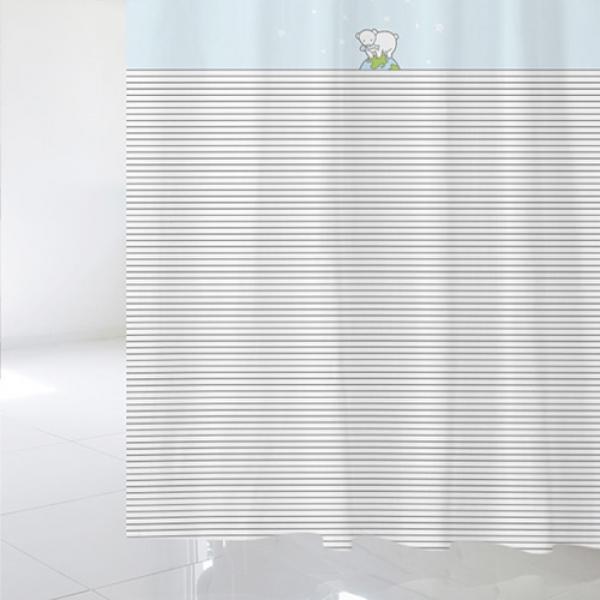 [샤워 커튼]북유럽 스타일 sc675