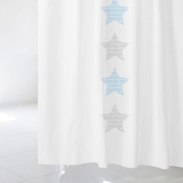 [샤워 커튼]북유럽 스타일 sc680