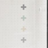 [무점착 창문 시트]북유럽 스타일 NCW299