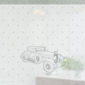 [무점착 창문 시트]북유럽 스타일 NCW301