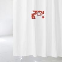 [샤워 커튼]크리스마스 샤워커튼 CSC 07
