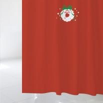 [샤워 커튼]크리스마스 샤워커튼 CSC 11