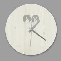 [디자인 시계]빈티지 래빗 01