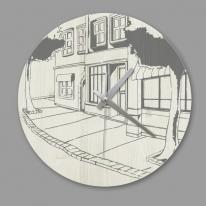 [디자인 시계]빈티지 스타일 vco 24