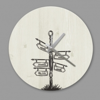 [디자인 시계]빈티지 스타일 vco 137