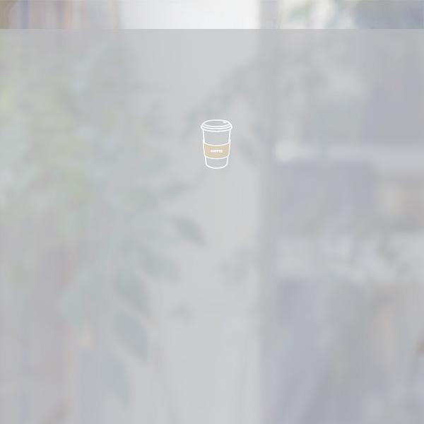 [무점착 창문시트]북유럽 스타일 NCW766