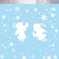 [불투명 창문시트]크리스마스 스타일 NTCCW19
