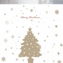 [불투명 창문시트]크리스마스 스타일 NTCCW29