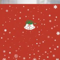 [불투명 창문시트]크리스마스 스타일 NTCCW31