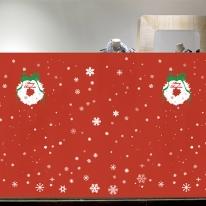 [불투명 창문시트]크리스마스 스타일 NTCCW33