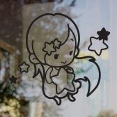 [그래픽스티커] 처녀 별자리 빅아이콘