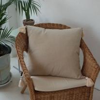 Basic Linen Tassel