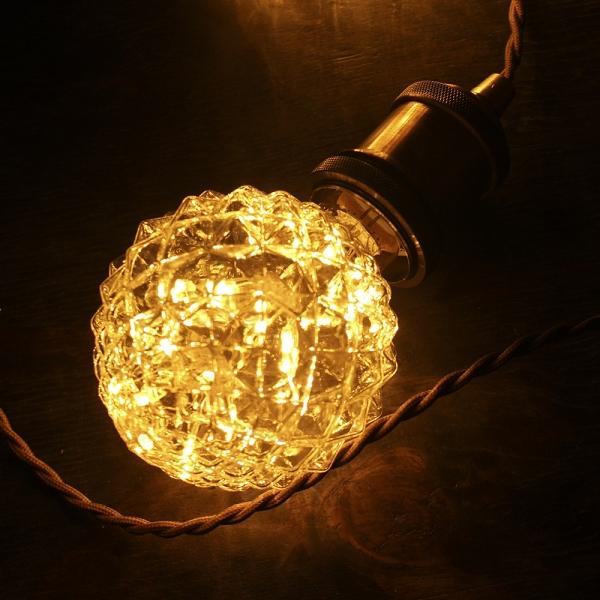 LED눈꽃에디슨전구 G95-D