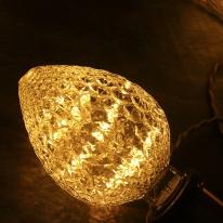 LED눈꽃에디슨전구 스트로베리