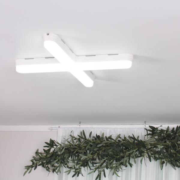 LED일체형 트윈 4등