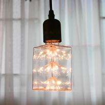 LED 눈꽃 사각 C90