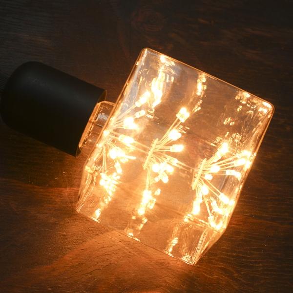 LED 눈꽃 사각 C110