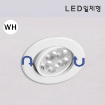 LED 일체형 FUN-3인치 LEDmr16 4W