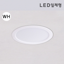 LED 일체형 FUN-5115 10W 주백색가능