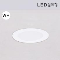 LED 일체형 FUN-5113 6W 주백색가능