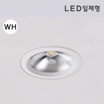 LED 일체형 FUN-5296 25W 주백색가능