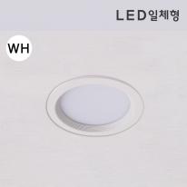 LED 일체형 FUN-5125 20W 주백색가능