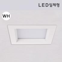 LED 일체형 FUN-5401 8W 주백색가능