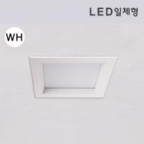 LED 일체형 FUN-5402 12W 주백색가능