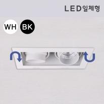 LED 일체형 FUN-4412 24W