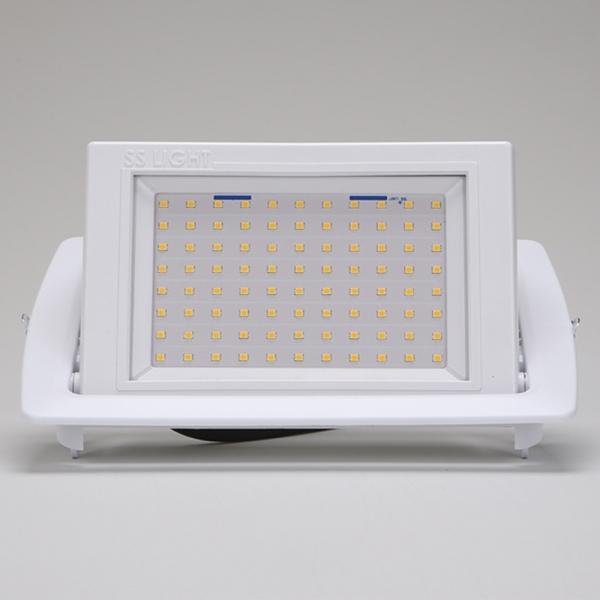 LED 투광기 매입용 50W