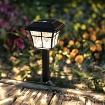 태양광 LED 정원등 / 웜화이트 / 900mAh