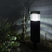 태양광 정원등/가든램프 (LED/White), Silver(스테인레스 재질) / LED 램프