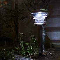 태양광 정원등/가든램프 (LED/White) LED 램프