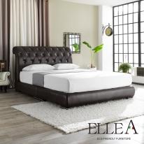 [엘레아]비아트 퀸 침대 + 매트리스