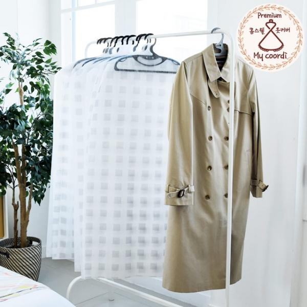 (무료배송)마이코디 옷커버 라이트 코트용 5P+5P